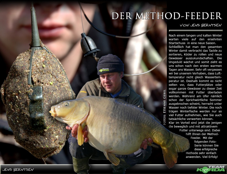 Der Method Feeder - Jens Berntsen