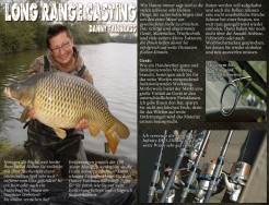 Long Range Casting - Danny Fairbrass