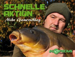 Schnelle Aktion - Mike Gamerschlag