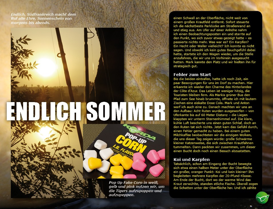 Keep the Spirit V – endlich Sommer