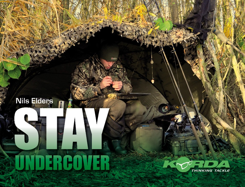 Stay Undercover - Nils Elders