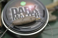Dark Matter Putty haftet gut
